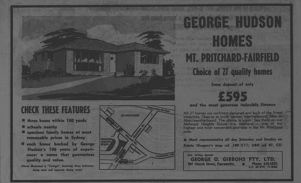 Mt Pritchard and Fairfield  May 6 1967 daily telegraph 20