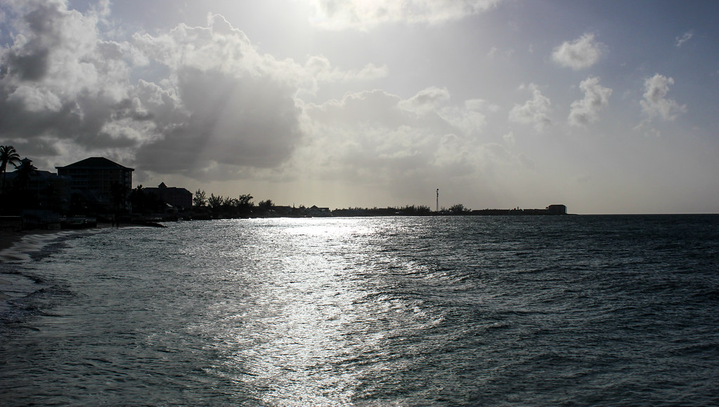 Elevation Of Coral Harbour Beach Nassau The Bahamas