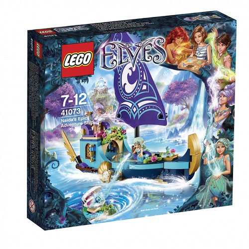 LEGO Elves 41073 Box