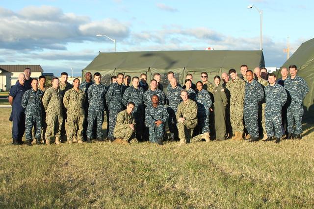 Exercise Vigilant Shield 2015