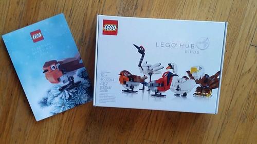 LEGO Hub Birds 4002014