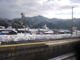 下呂温泉から飛騨高山へ向かう・・・久々野