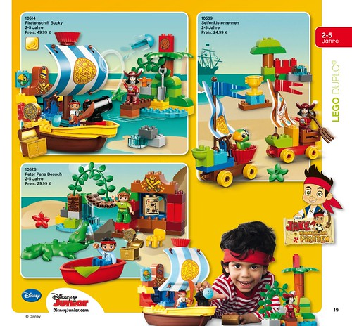LEGO catalog 2015 DE 19 Pirates