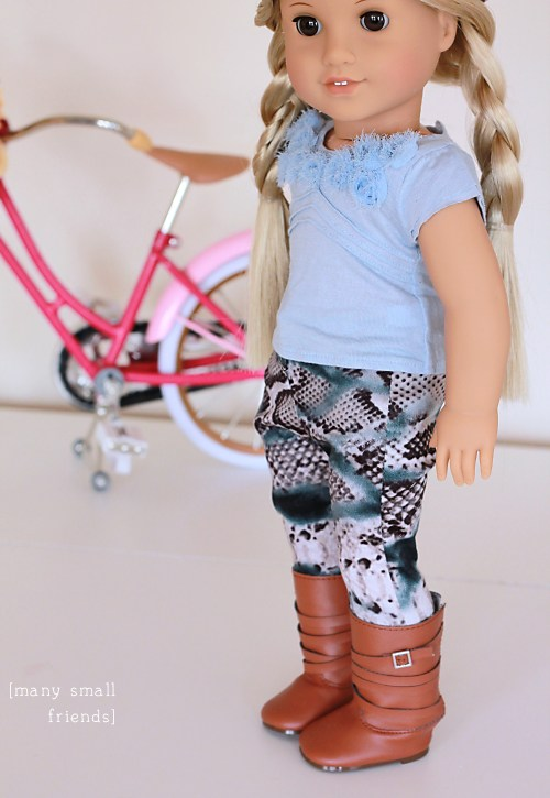 American Girl Jeggings Pattern
