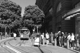 Cable Car - Waiting in Line