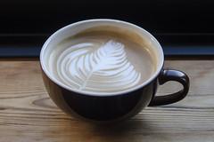 Latte Art: Rosetta