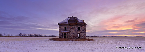 old pink winter snow cold abandoned clouds countryside decay manitoba abandonment decayed decaying sunsetsky purves stonehouse ruralexploration waitingfortherain rurex lainghouse burnbraefarm