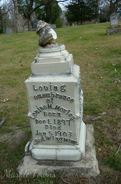 Oakwood Cemetery-Red Wing-MN-Morley-Louise 1