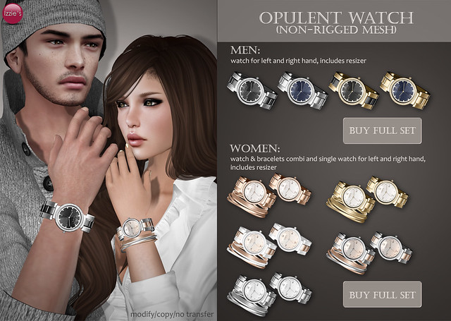 Opulent Watch (for Uber)