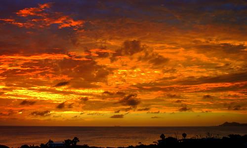 sunset clouds dusk silhouettes bonaire antilles netherlandsantilles antillen schemer avondrood dutchcaribbean blinkagain bestofblink blinksuperstars caribbeannetherlands caribischnederland infinitexposure