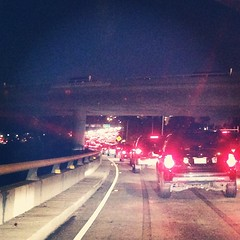 No wonder it's #thirstythursday - always a crawl getting across #la after putting my time in where we keep it fresh