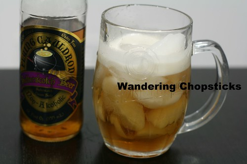 Flying Cauldron Butterscotch Beer 5
