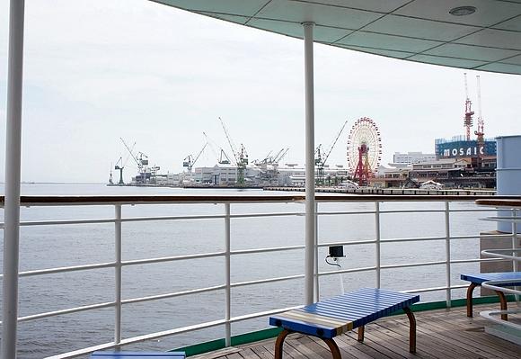 神戶港搭船神戶下午茶28