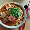 One last bowl of laksa before I go. Will miss you, Malaysia.