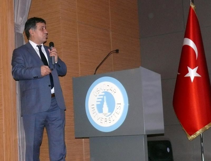 Üsküdar Üniversitesi'nde Yangın Yönetimi Konferansı gerçekleştirildi.