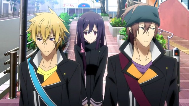 Tokyo Ravens ep 18 - image 04