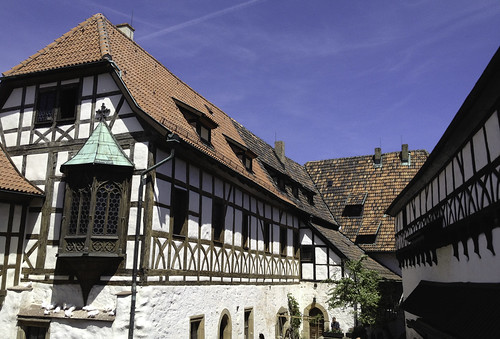Half-Timbered Wartburg