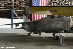158819 AC-402 - E-308 - LTV A-7E Corsair II - Tillamook Air Museum - Tillamook, Oregon - 131025 - Steven Gray - IMG_7984