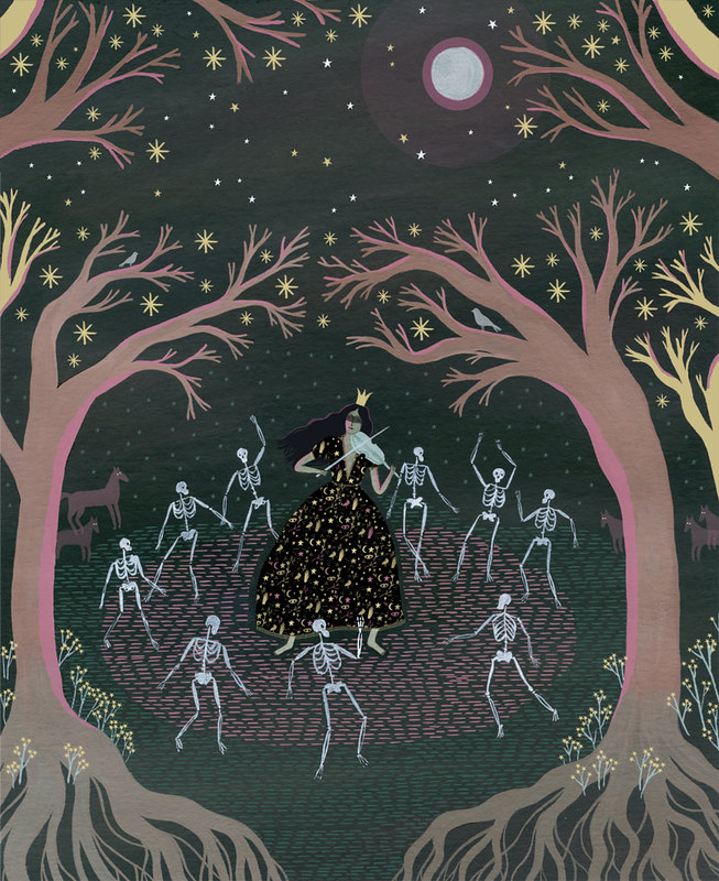 danse macabre by yelena bryksenkova