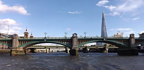 Southwark Bridge 1921