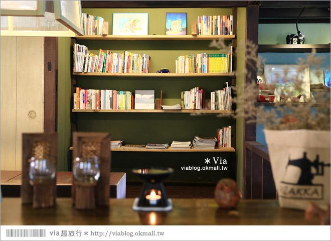 【台中老宅餐廳】台中下午茶~拾光機。日式老宅的迷人新風情,一起文青一下午吧!36