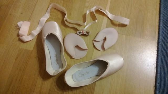 Ballet Stilleben