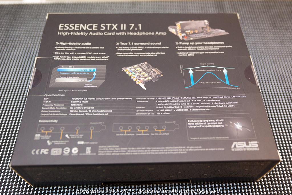Asus Essence STX II-3