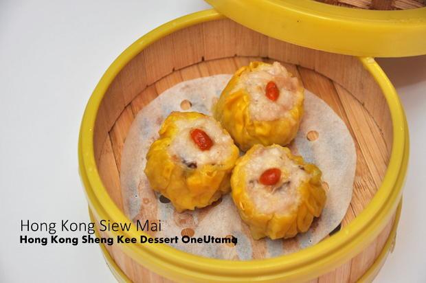 Hong Kong Sheng Kee Dessert OneUtama 5