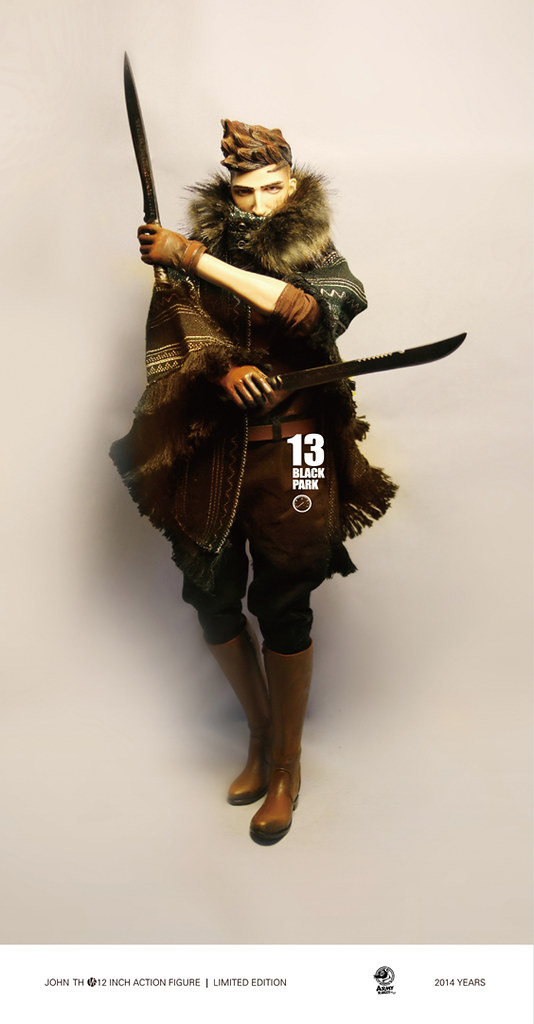 Black 13 Park – 暗夜刺殺組: RIUN - the assassin