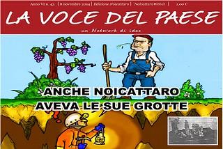 Noicattaro. Prima pagina n.43-2014 front
