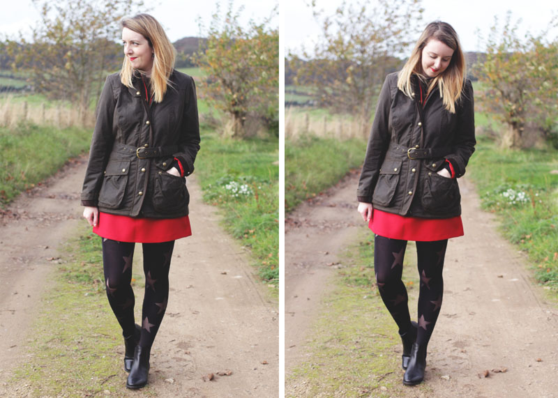 Wax Coats and Red Skirts, Bumpkin Betty