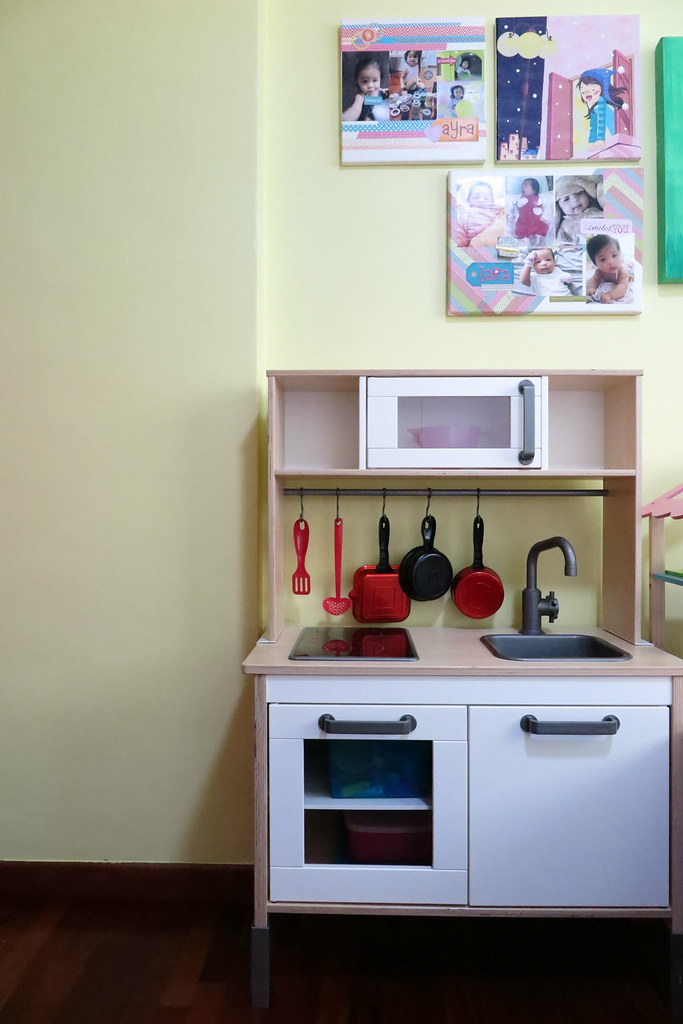 Playroom Transformation with Dulux Singapore #DuluxSG