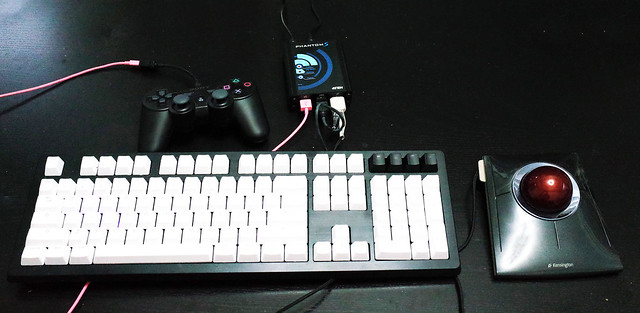 鍵盤滑鼠猛打設計遊戲!ATEN PHANTOM-S UC410 射擊遊戲鍵鼠轉換器 @3C 達人廖阿輝