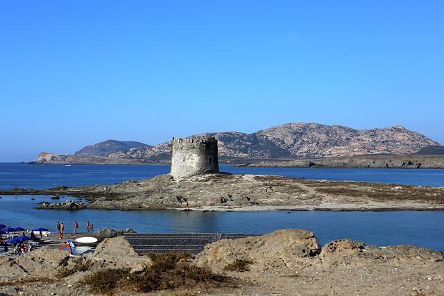 Sardinia - La Pelosa.