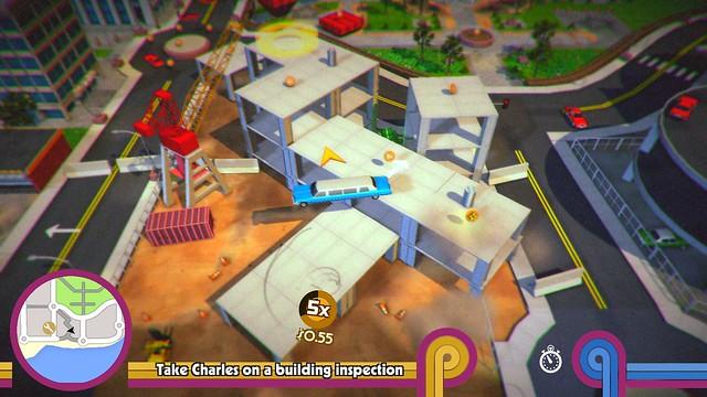 Roundabout выйдет на PS4 и PS Vita