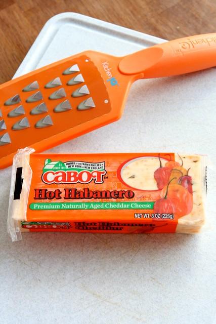 Cabot Hot Habenero Cheese