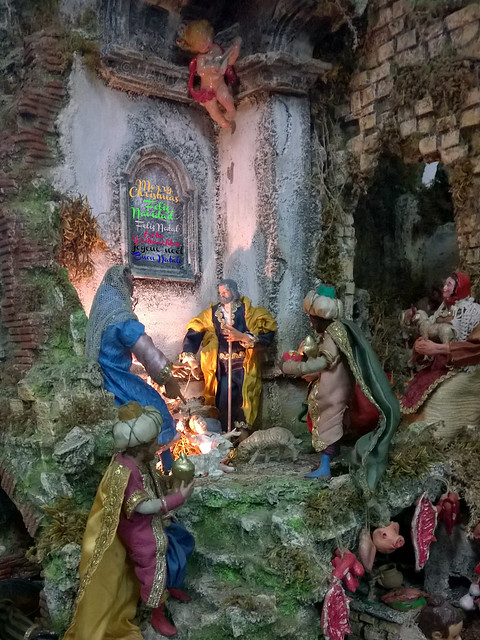 The Presepe, a Neapolitan tradition