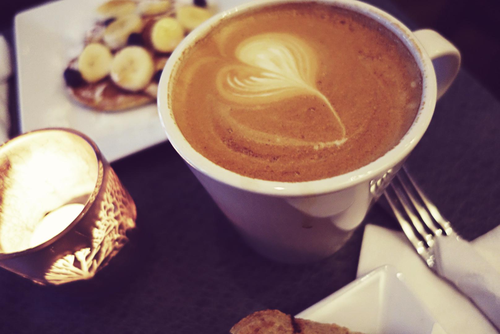 Caféjobb med Sanna
