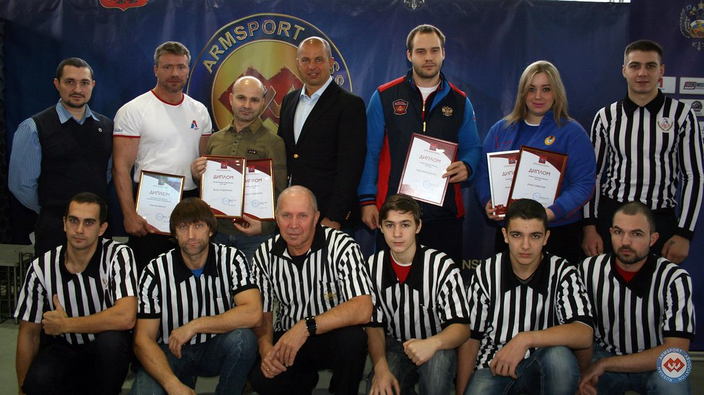 Moscow Armwrestling Championship 2014 │ Photo Source: armsport-rus.ru