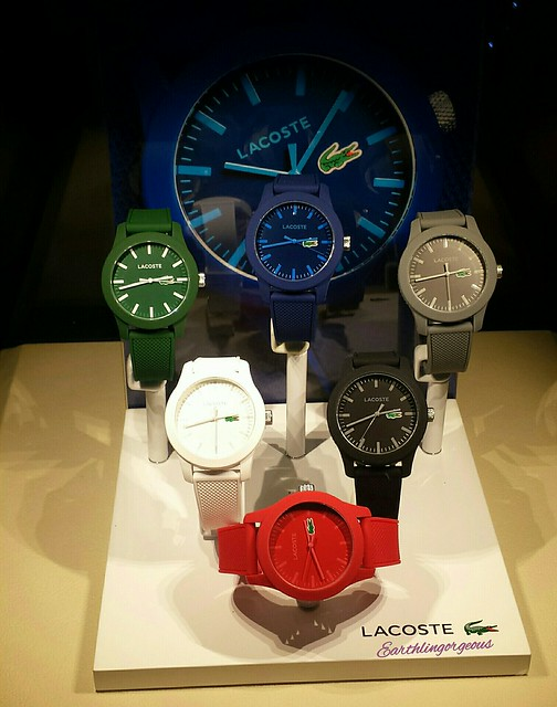 Lacoste 12.12 Watch Launch Philippines