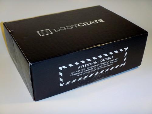 November 2014 Loot Crate