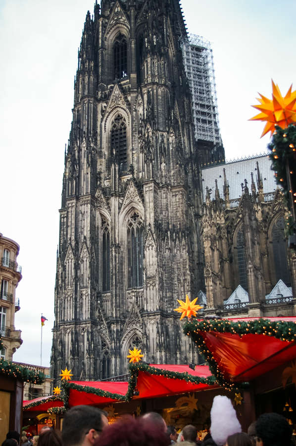 Best Christmas Market, Cologne Germany