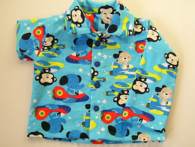 Pajama Rama pattern