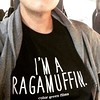 Excited to have my new tshirt from Color Green Films #ragamuffin