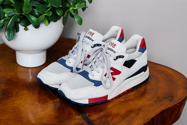 "#9 J-CREW X NEW BALANCE 998 ""INDEPENDENCE DAY"""