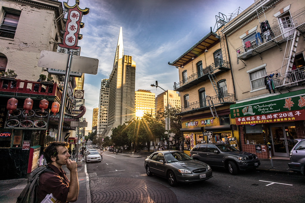 Chinatown, San Francisco, United States picture