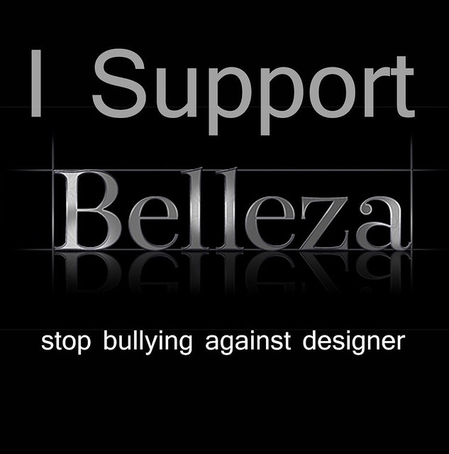 I support Belleza
