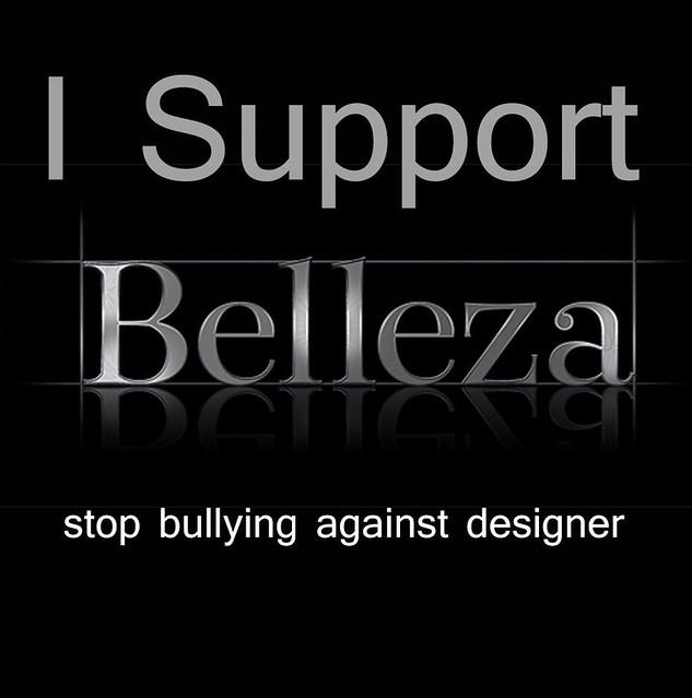 I support Belleza