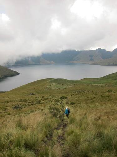 Hiking Fuya Fuya