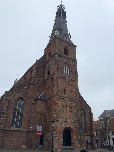 Weesp Sint-Laurenskerk